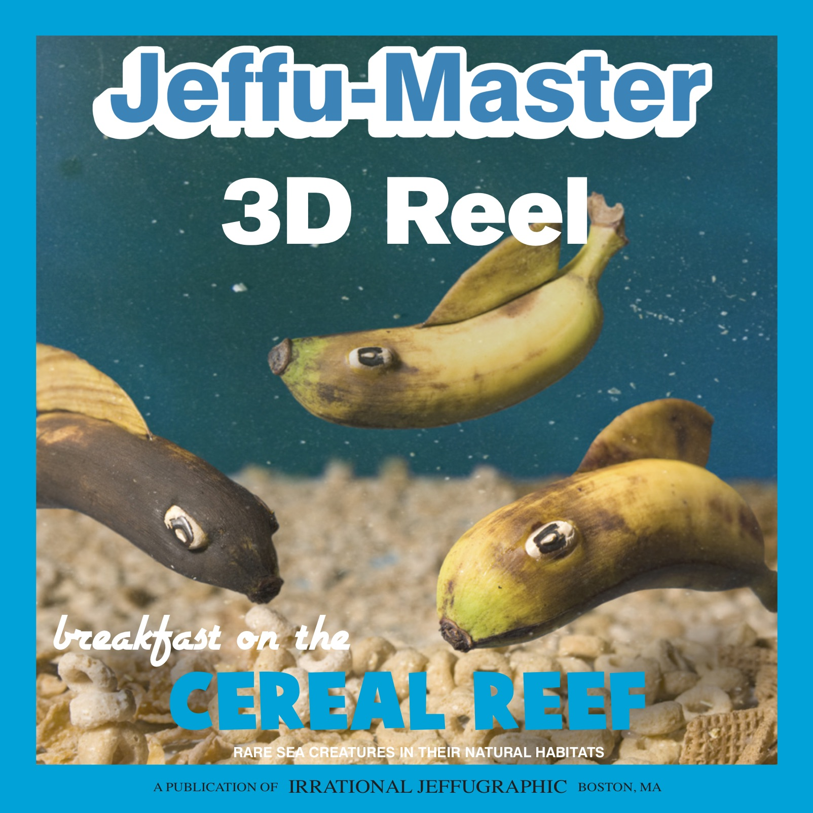 Cereal Reef Book